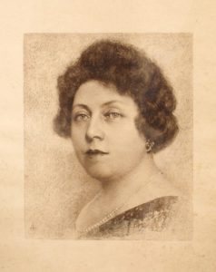 Contessa Giuditta de Claricini Dornpacher